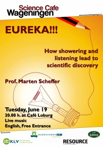 Eureka! - with Marten Scheffer
