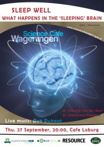 2012-09-27 Sleeping brain