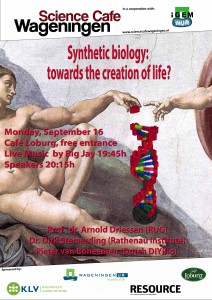 2013-09-16 Synthetic Biology
