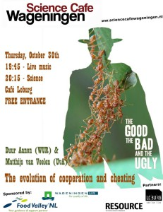 2014-10-30 Good Bad Ugly