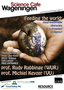2014-11-27 Feeding the world