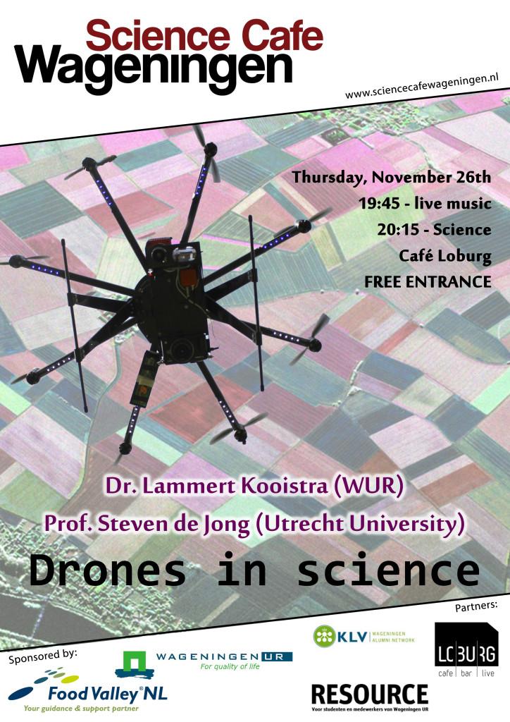 poster SCW drones