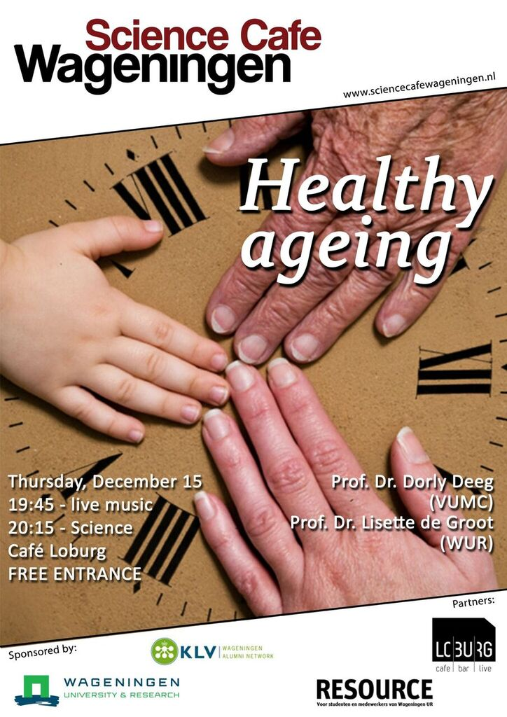 poster Healthy ageing